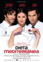 cartel dieta mediterranea