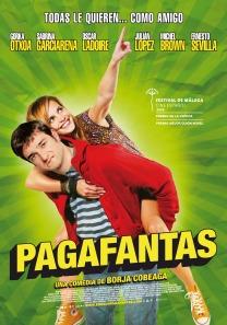 Cartel de Pagafantas