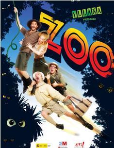Cartel Zoo de Yllana