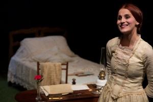 """María Pastor es Emily Dickinson en """"La bella de Amherst"""""""